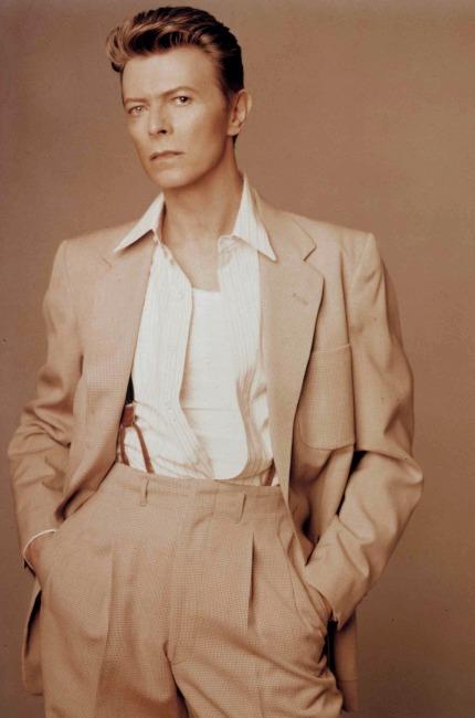 David Bowie britannico meglio vestito di sempre