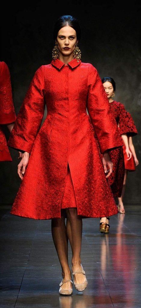 Cappotto Dolce & Gabbana