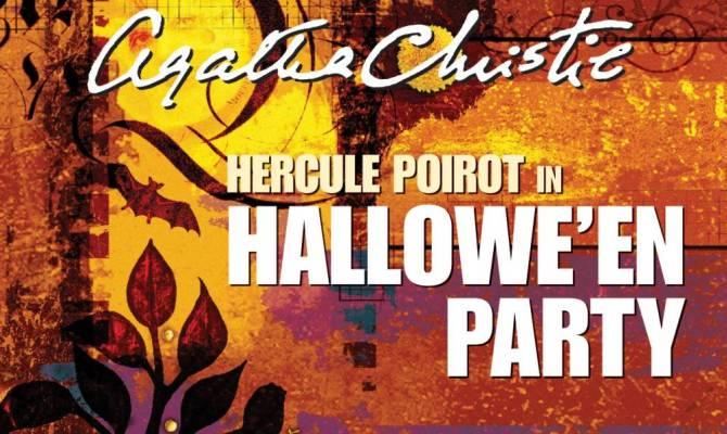 Agatha Christie Hallowe'en Party
