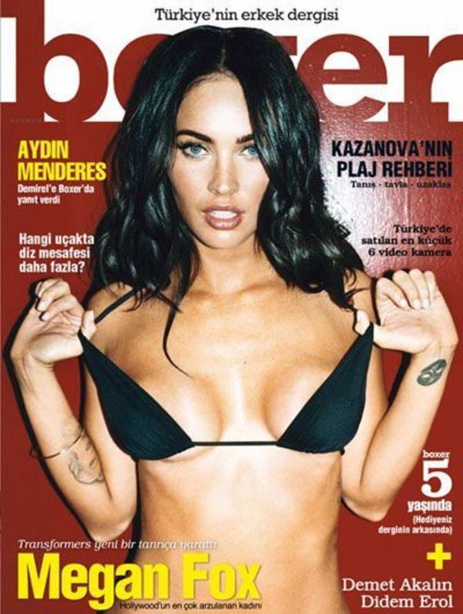 Copertina Boxer Magazine