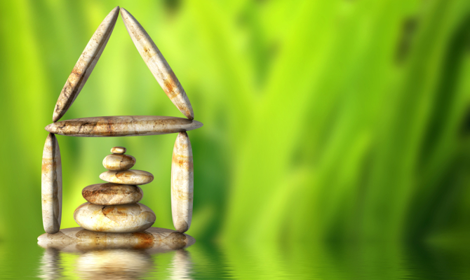Casa Yoga, la filosofia dell'abitare sostenibile
