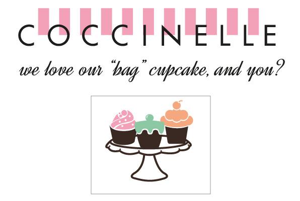 Il marchio Coccinelle lancia il cupcake fashion day