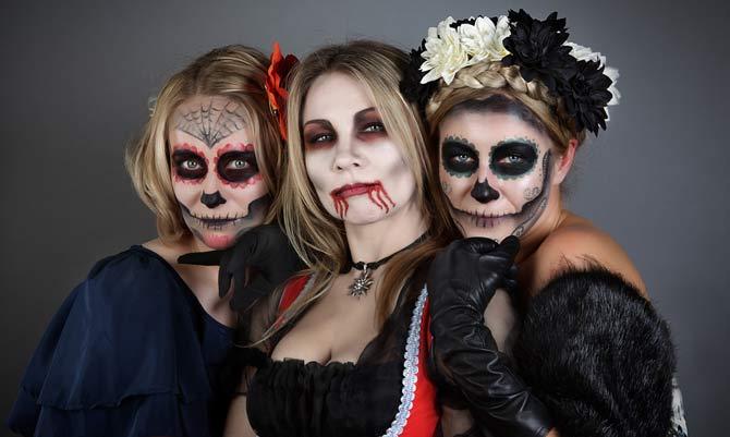 Idee per costumi horror facili da realizzare - www stile it