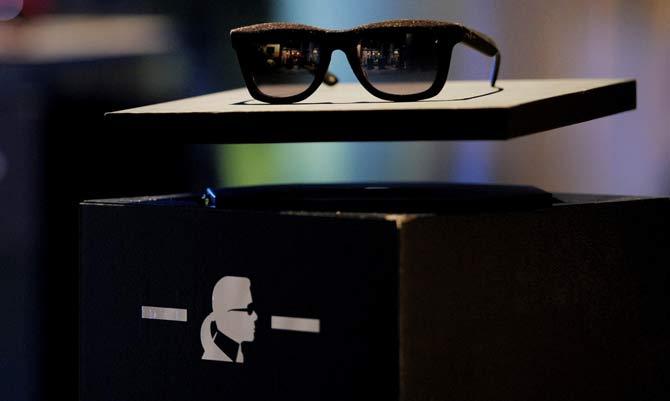 Italia Independent incontra Karl Lagerfeld a Parigi