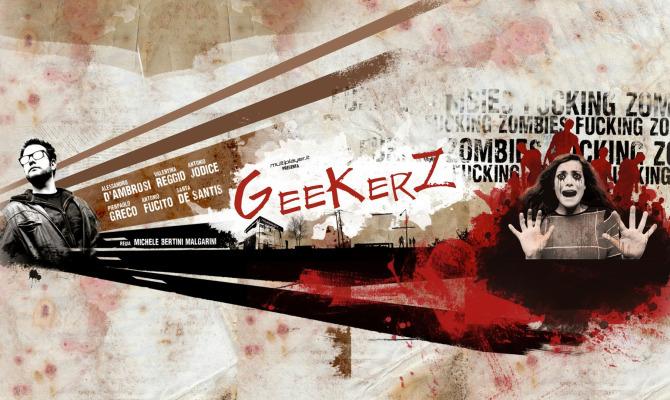 GeekerZ locandina