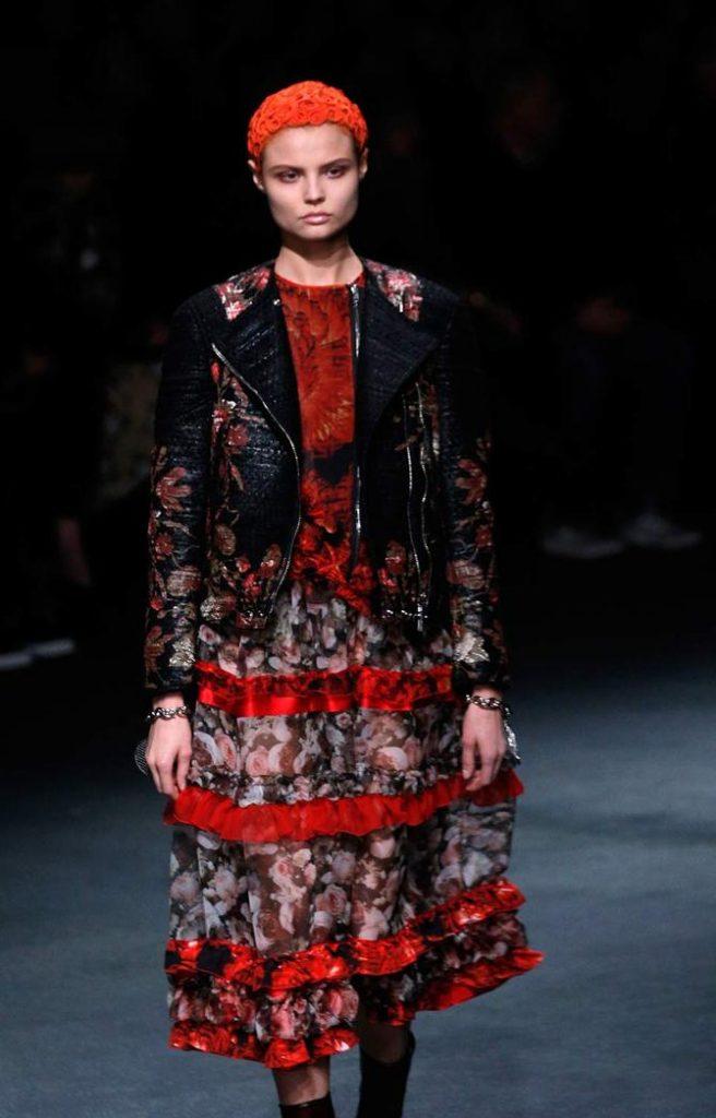 Giacca e abito Givenchy