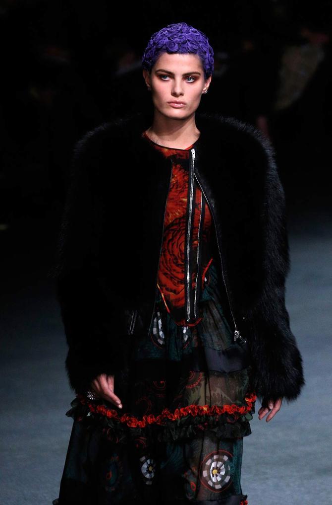 Maglia e abito Givenchy