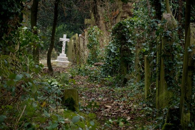 Cimitero di Highgate, Londra