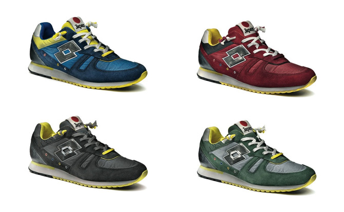 Sneakers Lotto Leggenda