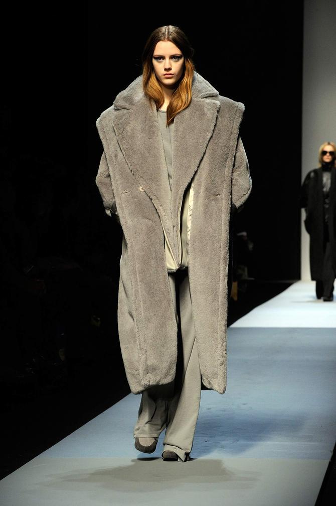 Cappotto e pantaloni Max Mara