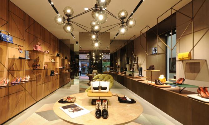 A Lugano porte aperte al nuovo store Santoni