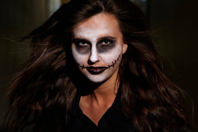 Trucco zombie