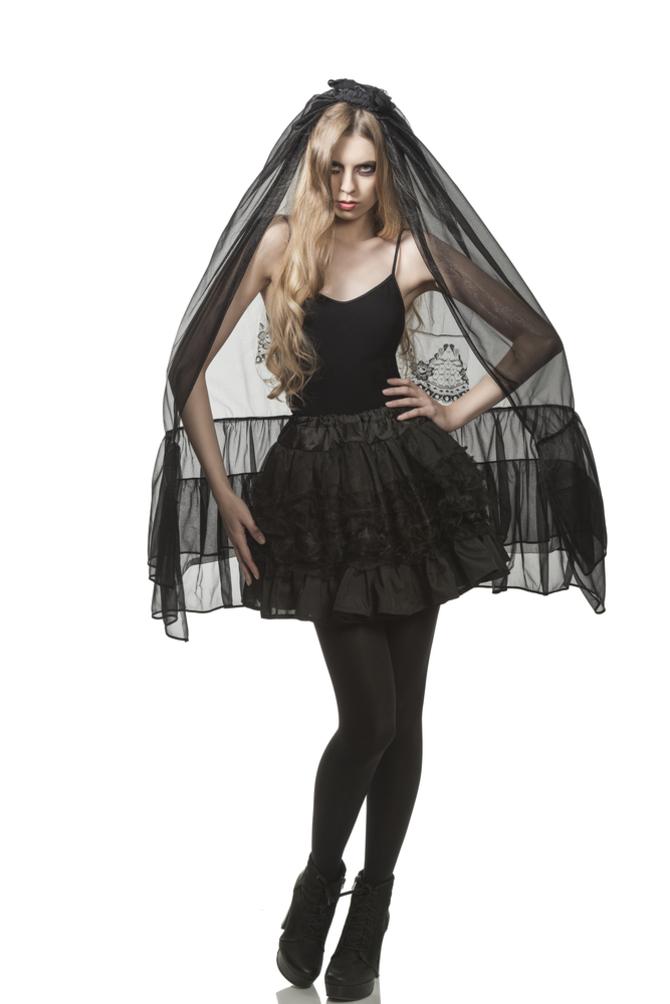 Favorito Idee per costumi horror facili da realizzare - www.stile.it PR46