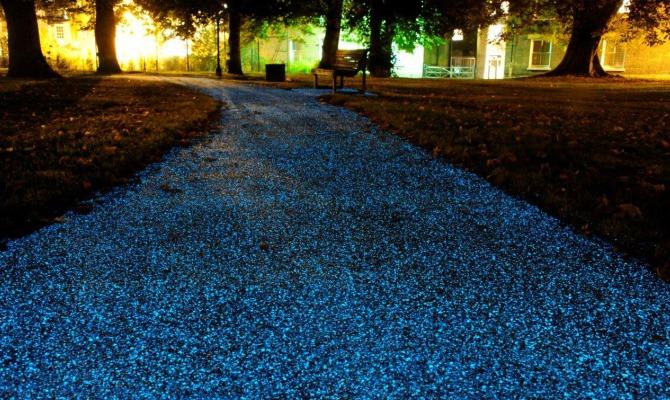 Un sentiero di polvere di stelle
