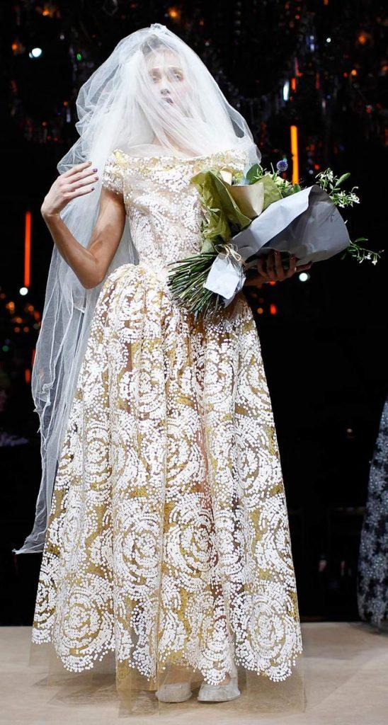 Abito da sposa Vivienne Westwood