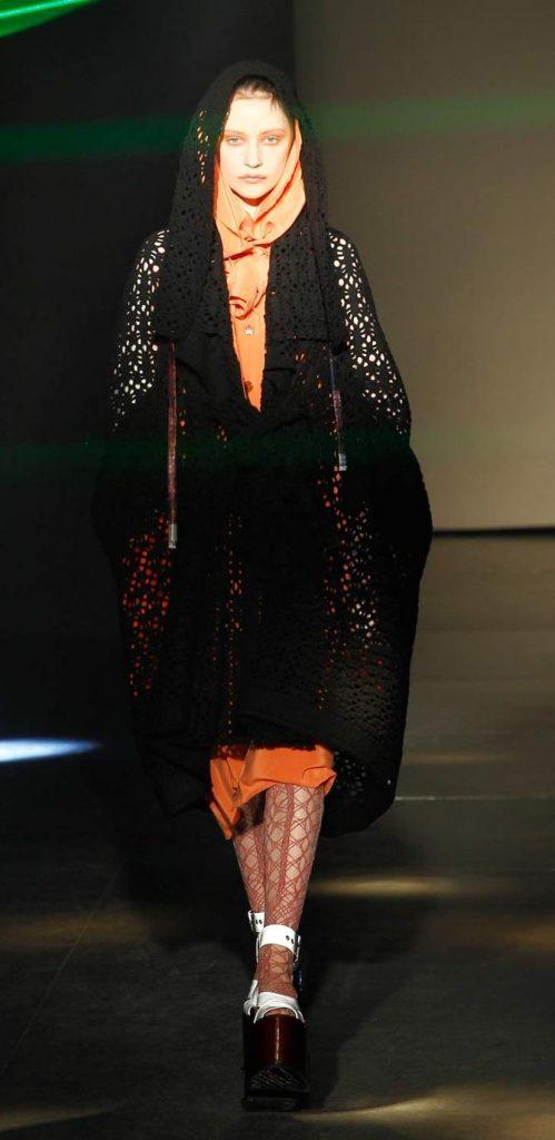 Abito e cappotto Vivienne Westwood