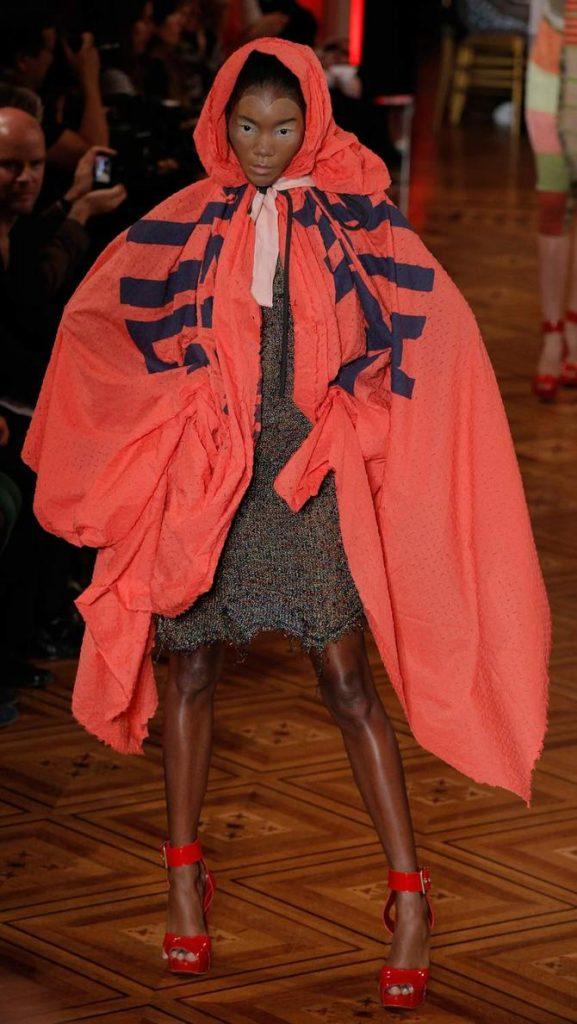 Abito e mantella Vivienne Westwood