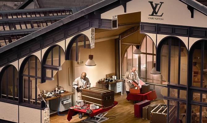 Louis Vuitton Journees Particulieres