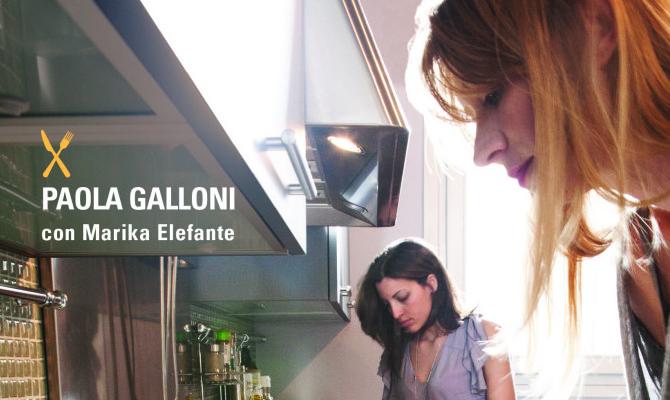 Mangiare e dimagrire con Paola Galloni
