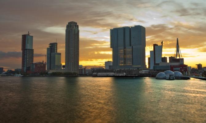De Rotterdam, la nuova città verticale