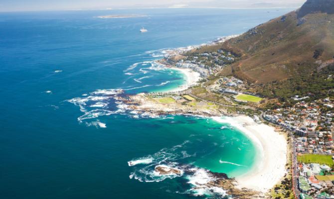 Cape Town città dei sogni nel 2014