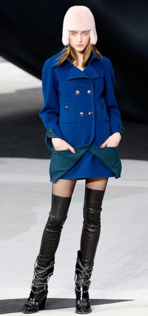 Cappottino Chanel
