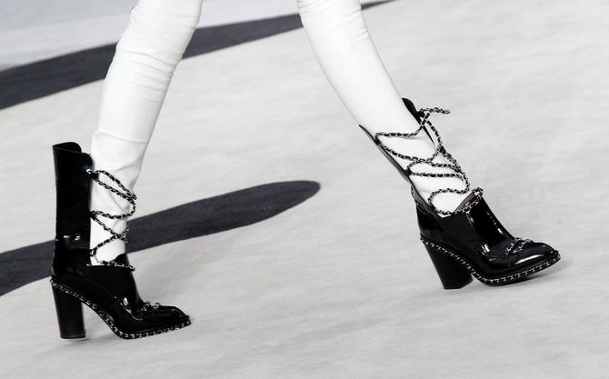 Stivaletti Chanel