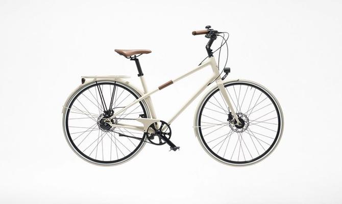 La bicicletta di lusso è firmata Hermès