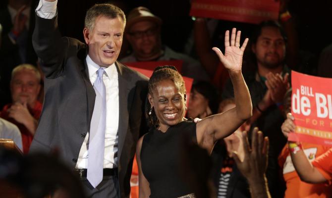 Una 'first lady' attivista: Chirlane McCray