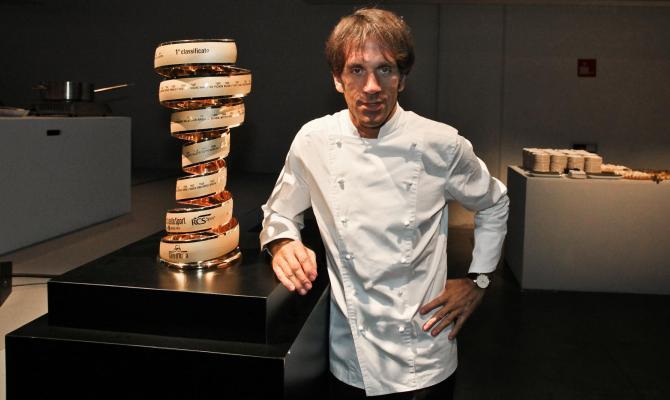 Lo chef Oldani