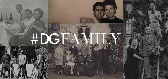 Dolce e Gabbana: ritratti di famiglia