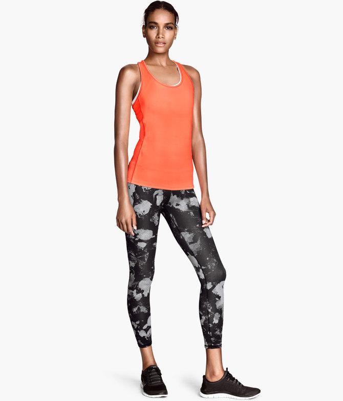 Leggings da running H&M