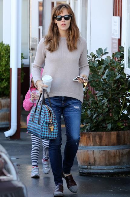 Jennifer Garner sceglie il Mom Style