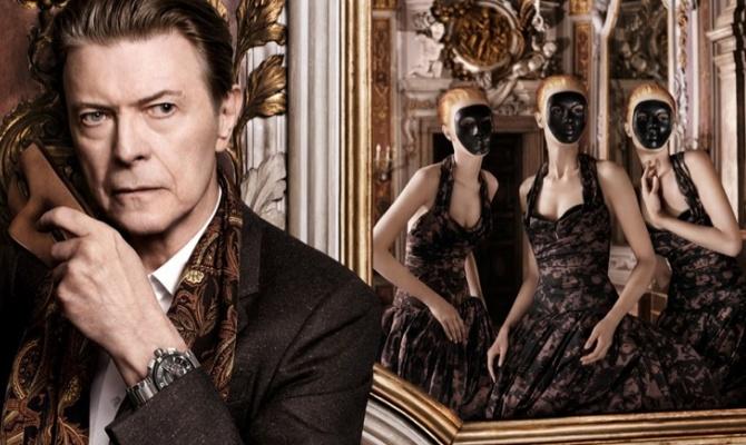 Louis Vuitton David Bowie