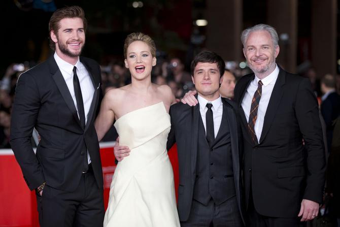 Il cast di The Hunger Games