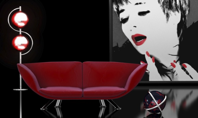 Pop art nel design: la mostra a Londra