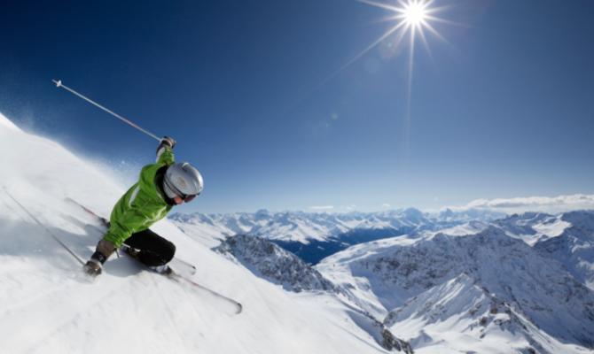 In forma come le atlete di Sci Alpino
