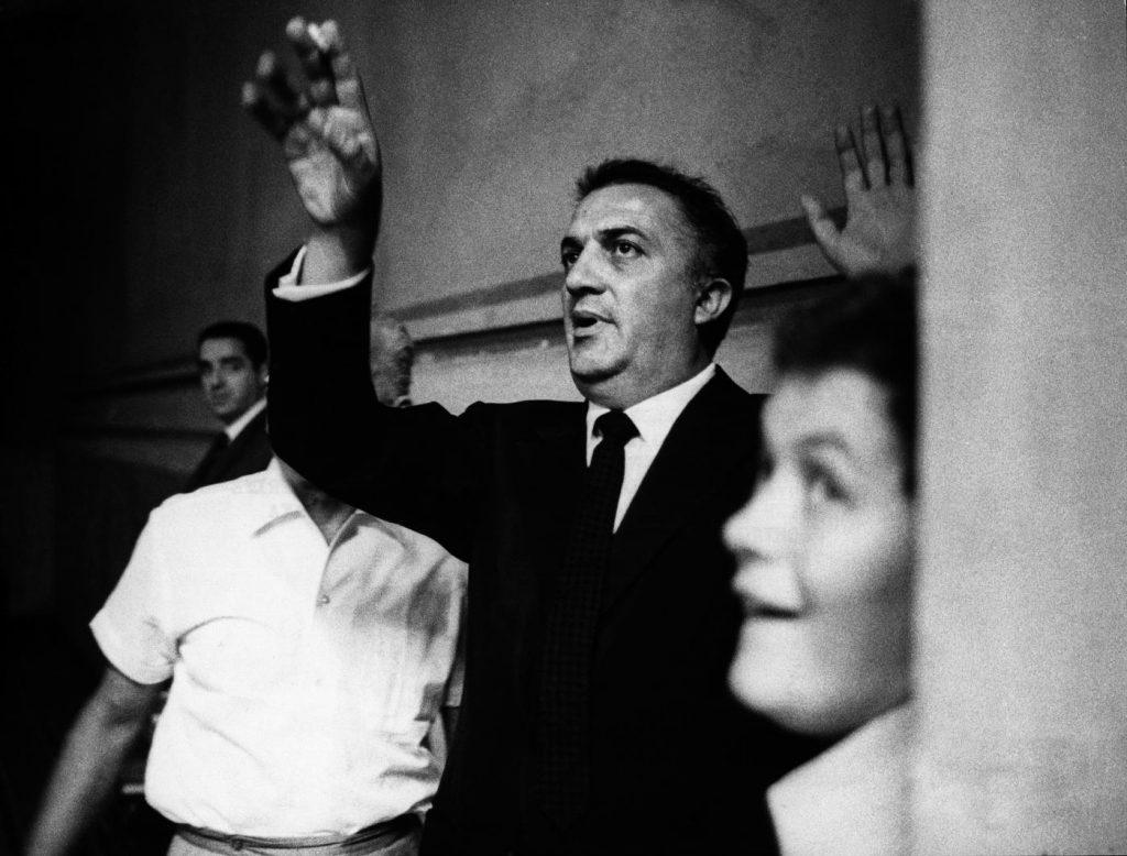 Los Angeles omaggia Fellini sulle note di La Strada