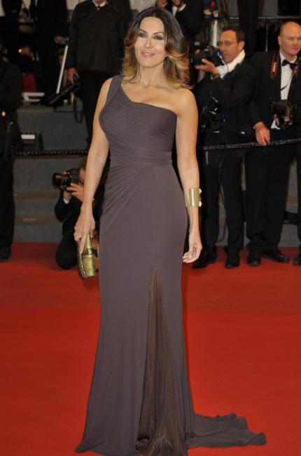 Sabrina Ferilli Cannes