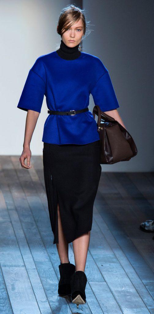 Blusa Victoria Beckham