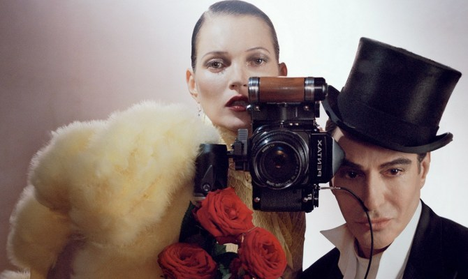 Kate Moss e John Galliano insieme per Vogue