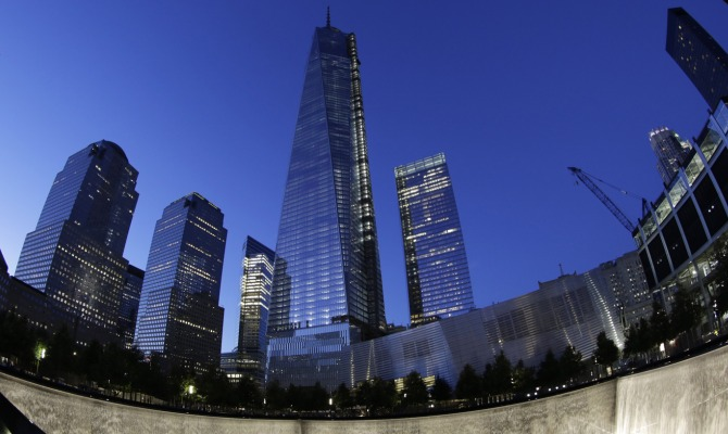 La rinascita del World Trade Center