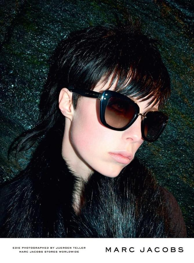 Edie Campbell per Marc Jacobs