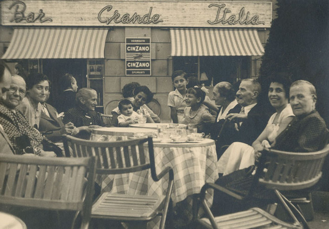 1950 - Bar Grande Italia