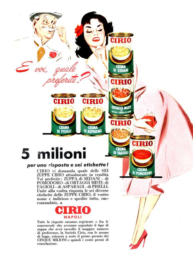 1958 - Cirio