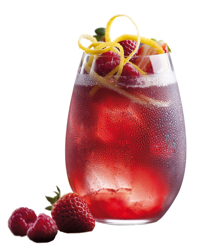 Cocktail Beck's Berry