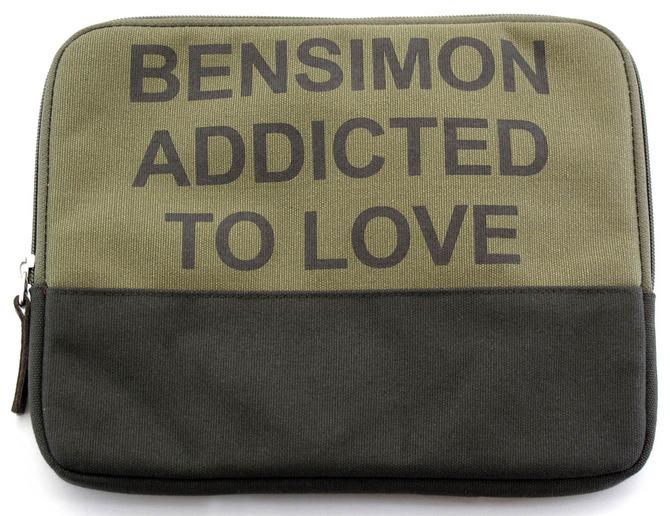 Porta iPad Bensimon