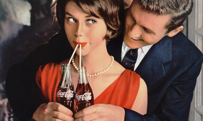 Pubblicità Coca Cola