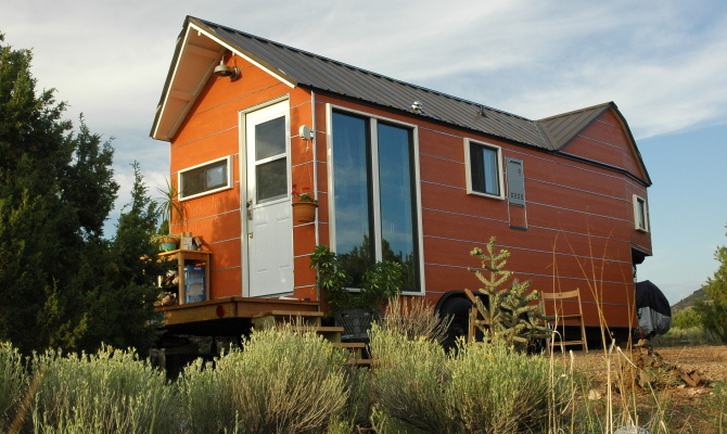 La casa mobile per nomadi moderni