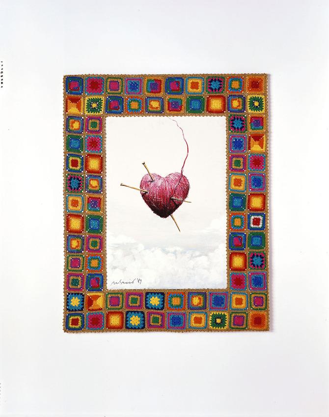 Cuor di lana - Franco Moschino